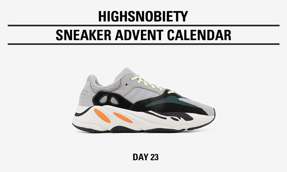 6d98b9a1d Win the adidas Originals YEEZY Boost 700 Wave Rider in Today s Highsnobiety  Advent Calendar