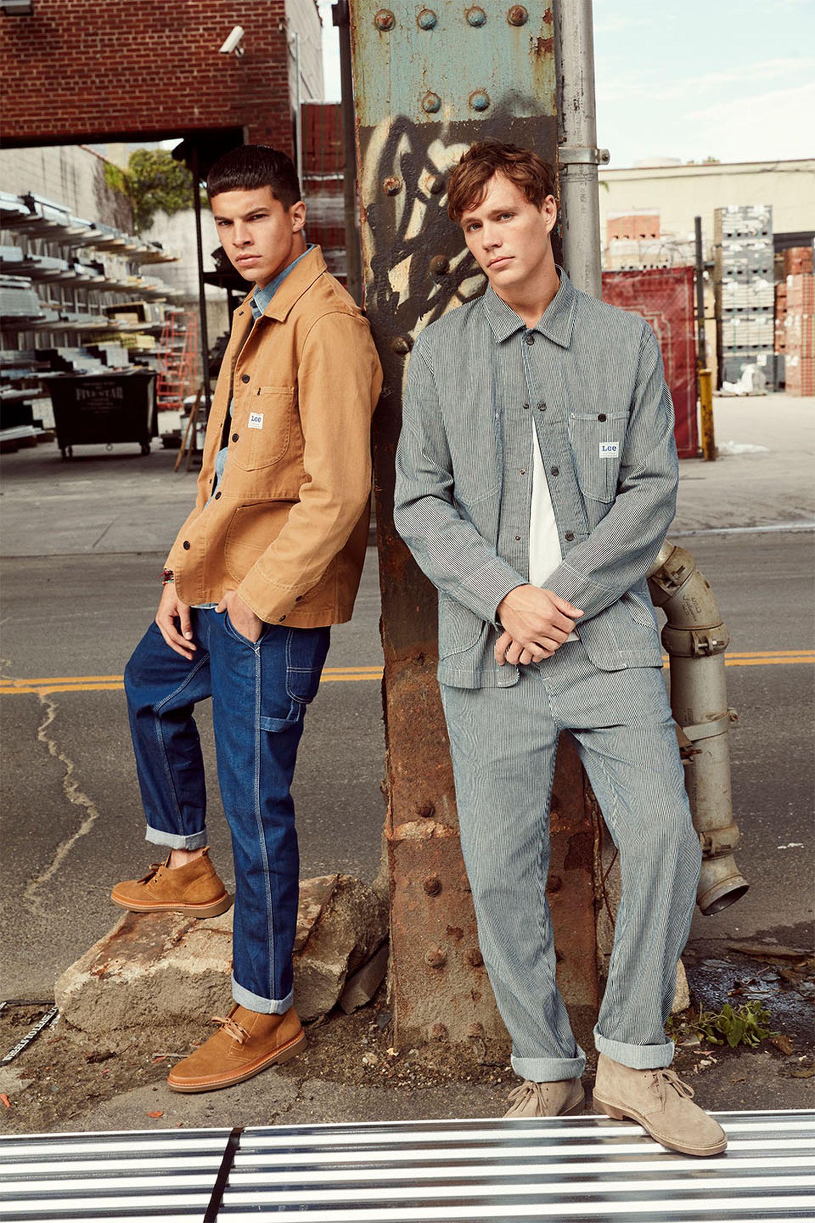 Lee Jamel Shabazz Lee Jeans NYC Street Style
