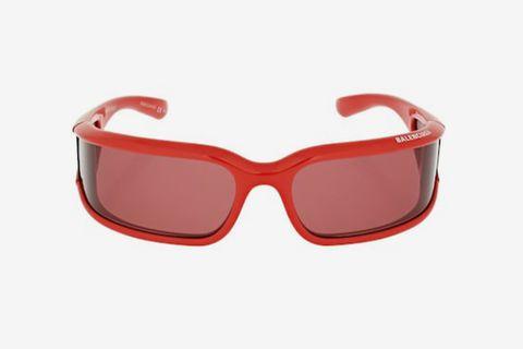 Screen 0123S Rectangular Sunglasses