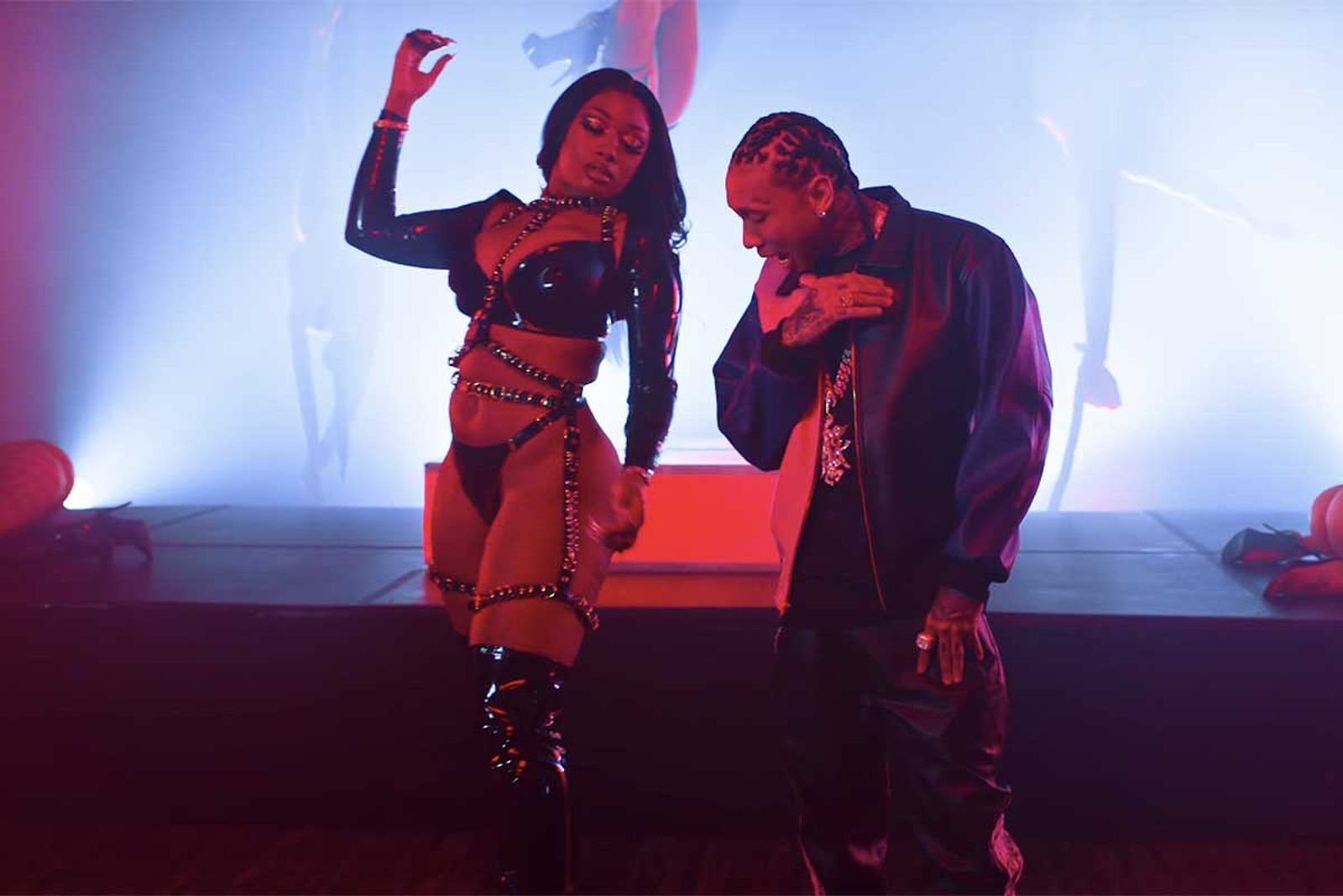 "Tyga & Megan Thee Stallion's ""FREAK"""
