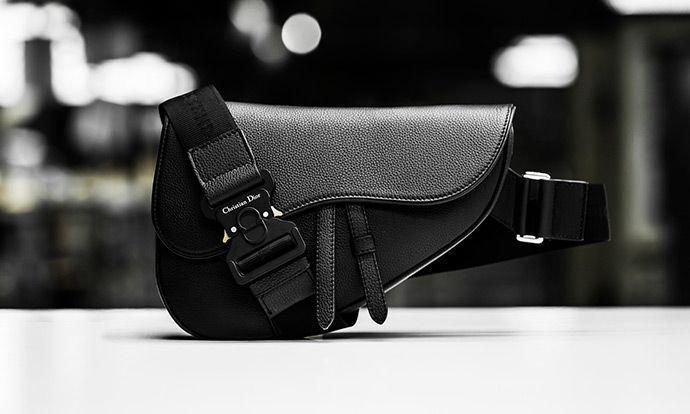 65298c34b8 Kim Jones Reinterprets Dior's Saddle Bag for Men