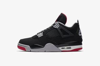 "65e590003e6 The Nike Air Jordan 4 ""Bred"" Retro Finally Drops Today"