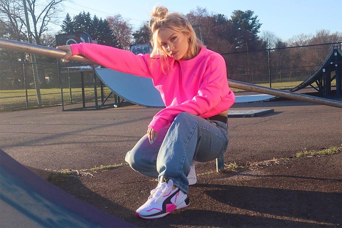 PUMA Releases Provoke XT, a Stylish New Training Shoe For Women 2