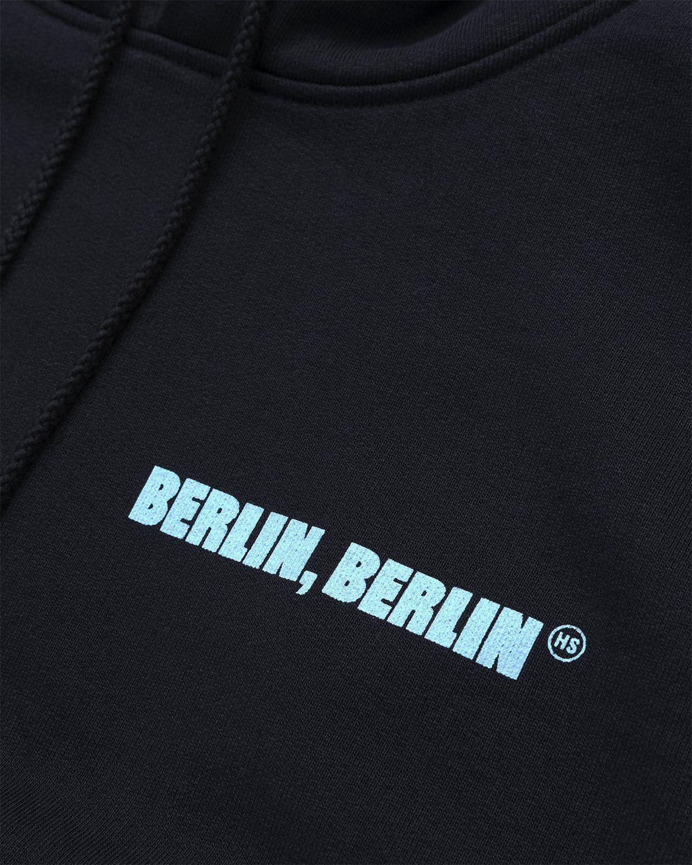 Highsnobiety x Berlin Berlin 2 – Hoodie Black - Image 4
