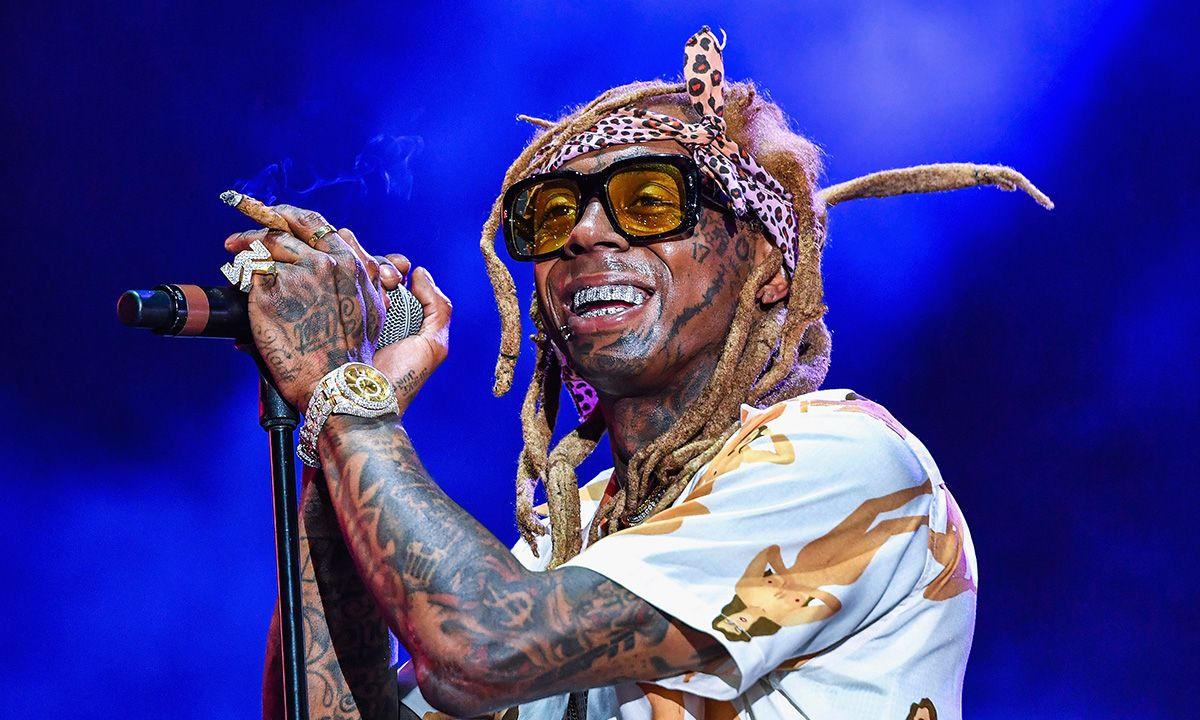 Lil Wayne Just Launched His Own Premium Cannabis Brand