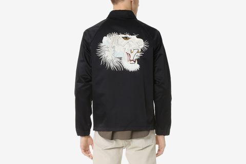 Tiger Coach Jacket