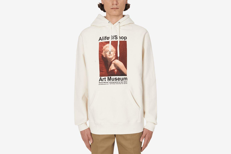 Art Studio Monroe/Sam Shaw Hooded Sweatshirt