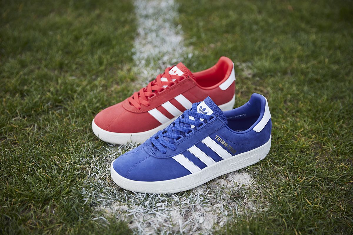 Adidas Trimm Trab Red LFC Sneakers BD7629 MEN Shoe Chapter