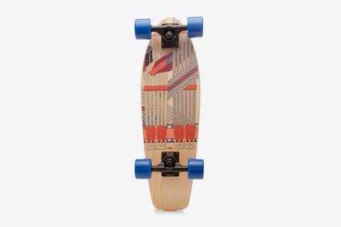 Sangles en Zigzag Skateboard