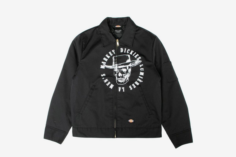 Fortune Favor The Brave Jacket