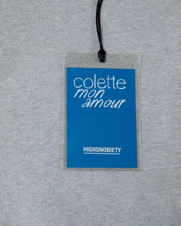 colette Mon Amour - Paris Hoodie Grey - Image 10