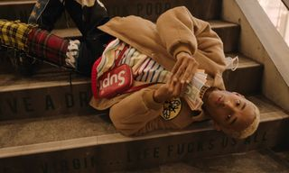"""Jaden Smith Takes Us on a Tour of Tokyo in """"GHOST"""""""