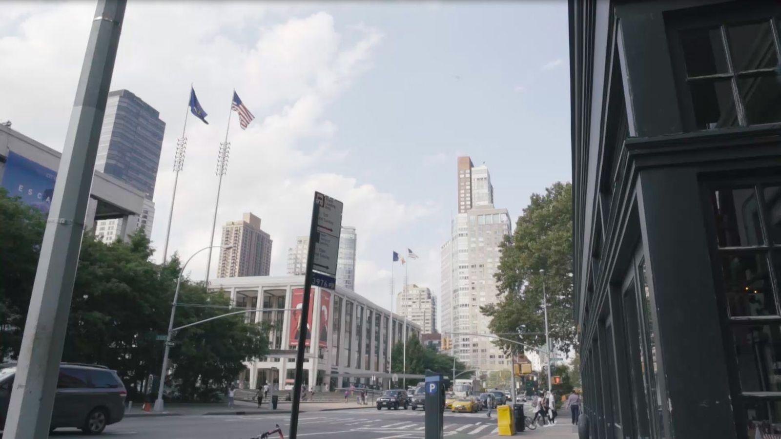 levis video banner