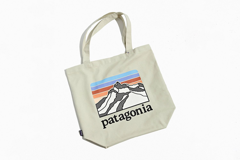 Market Graphic Tote Bag