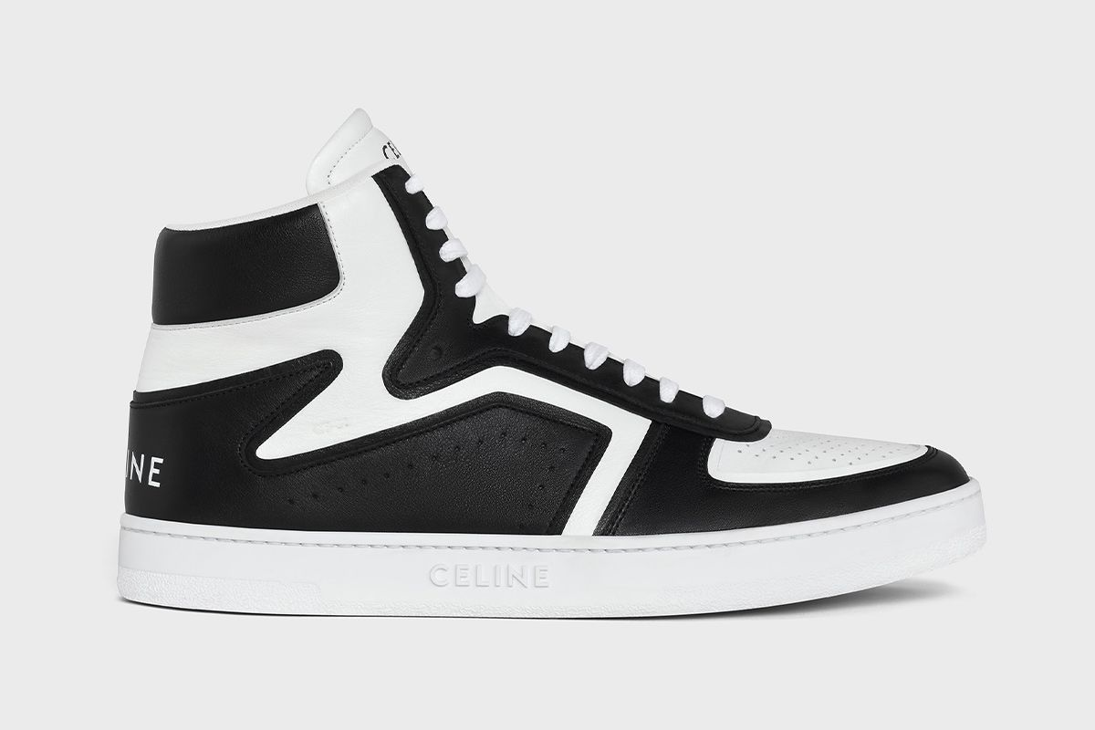 Hedi Slimane's First CELINE Sneaker Is Available to Buy Now 30