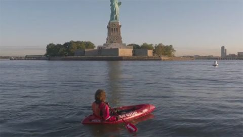 supreme kayak video