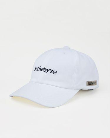 Highsnobiety x Sotheby's - Logo Cap White