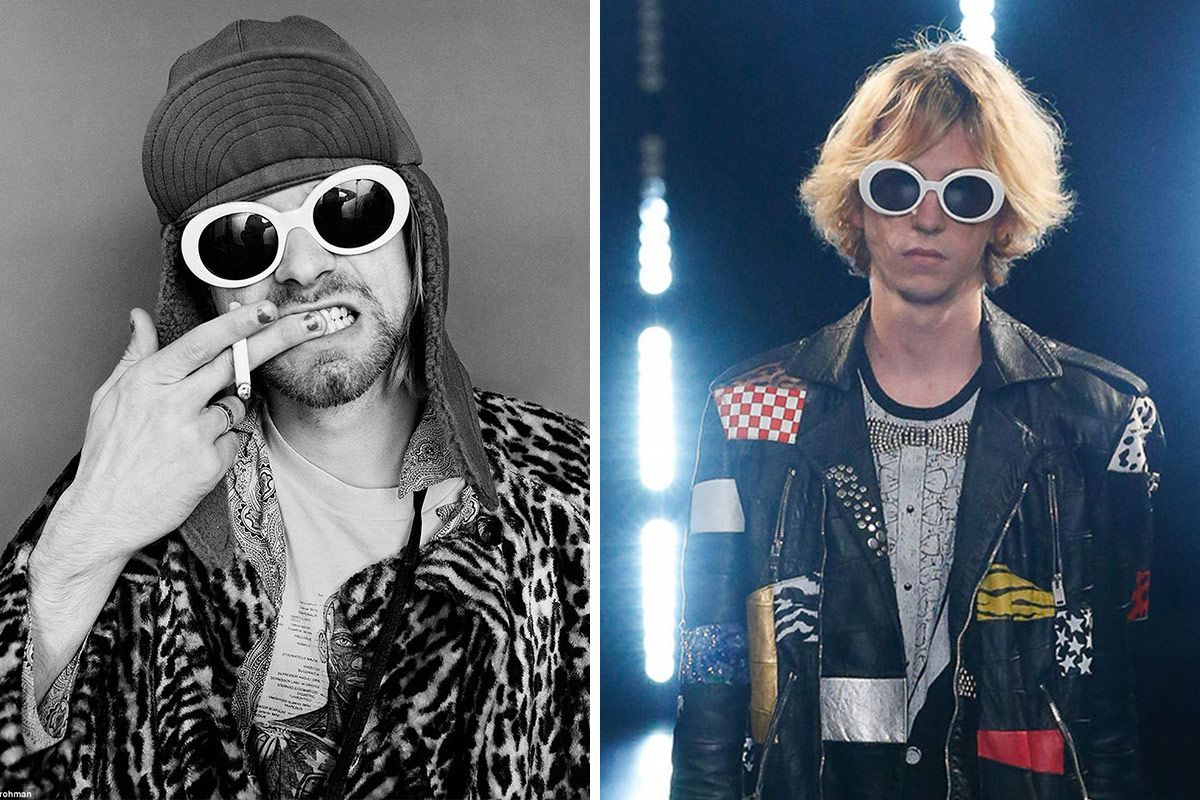 a63443ec9320 10 Current Fashion Trends That Kurt Cobain Did First | Highsnobiety