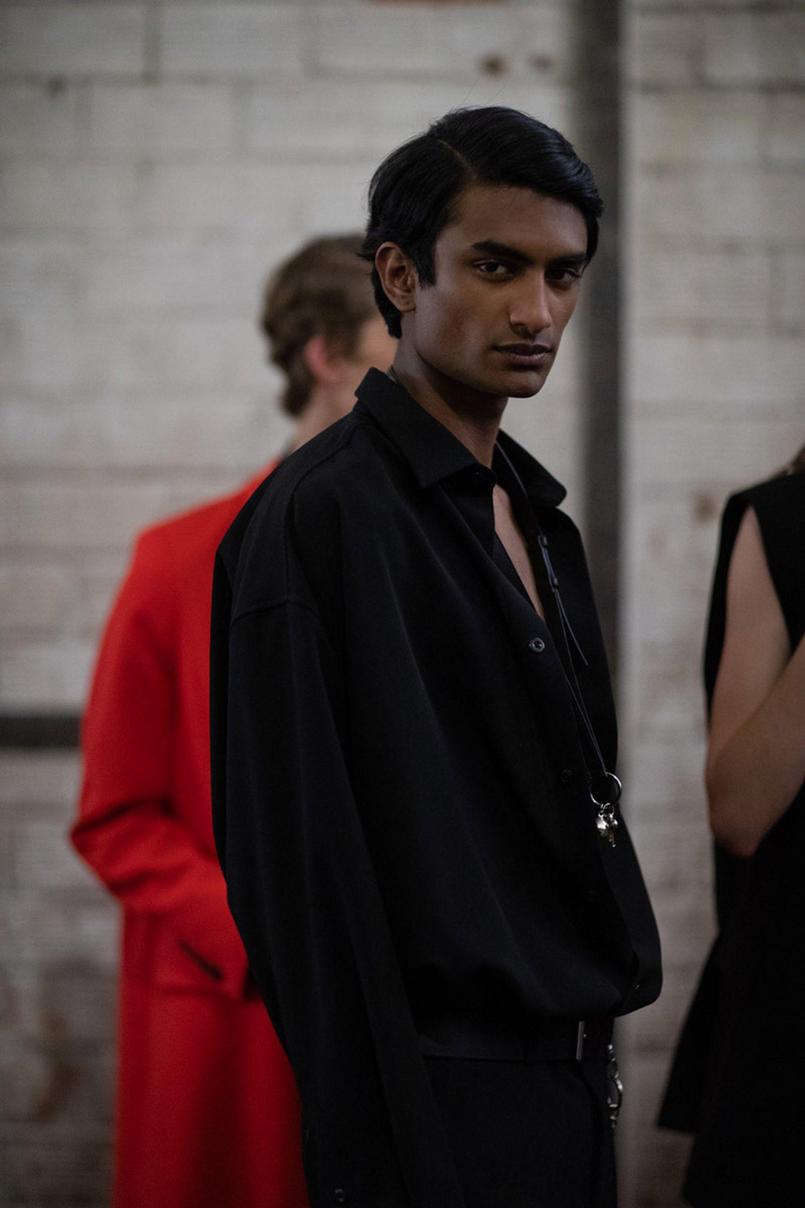 MSS20 Paris Ami EvaAlDesnudo ForWeb 18 paris fashion week runway
