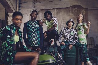 e068a37d252 The Internet Has Fallen in Love With Nigeria s World Cup Kit