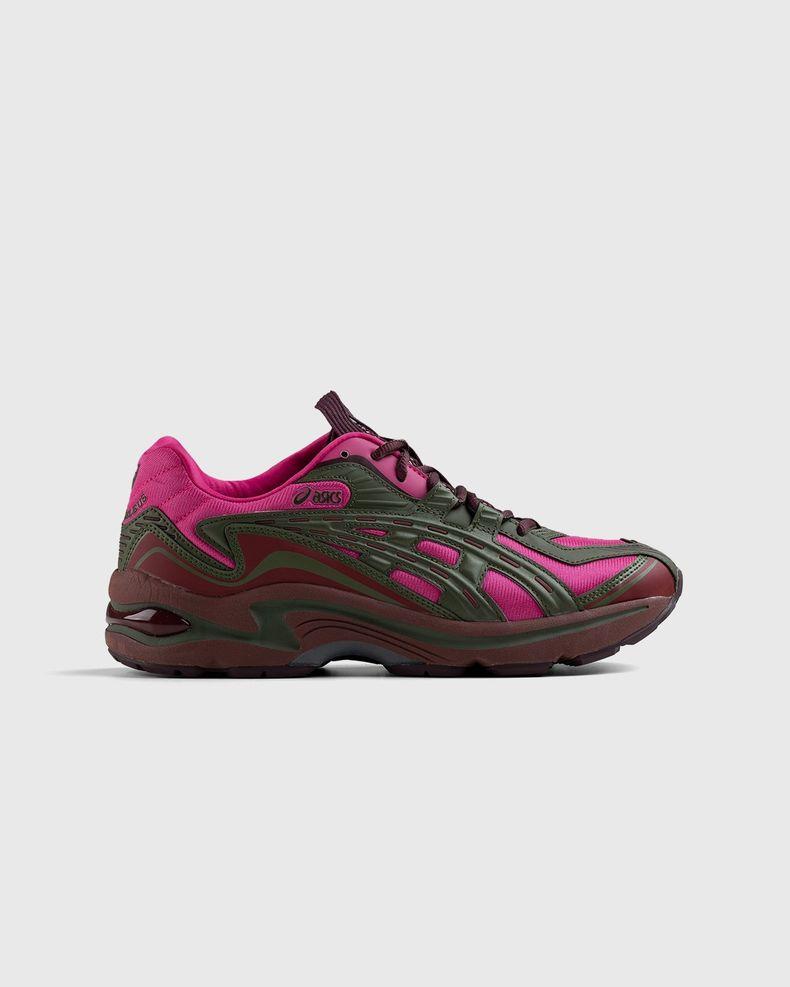 ASICS – FB1-S Gel-Preleus Pink Rave/Olive Canvas