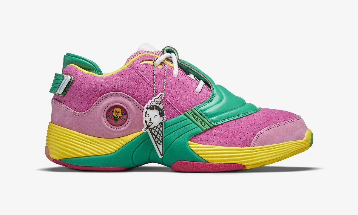Pharrell's BBC ICECREAM Sneakers Are Back, But Not How We Remember Them