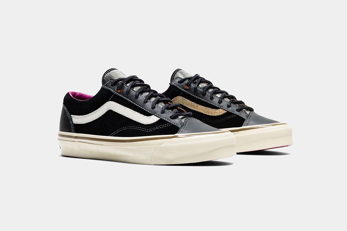 Bodega Gives the Old Skool a Touch of Luxury 22