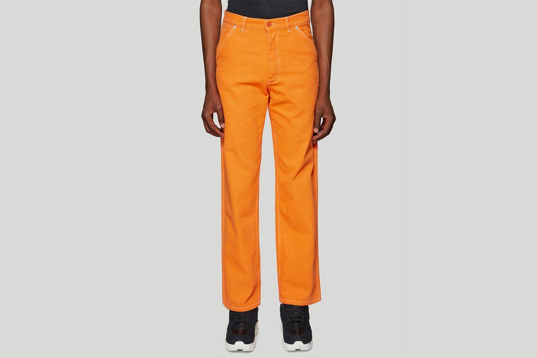 Uniform Canvas Pants