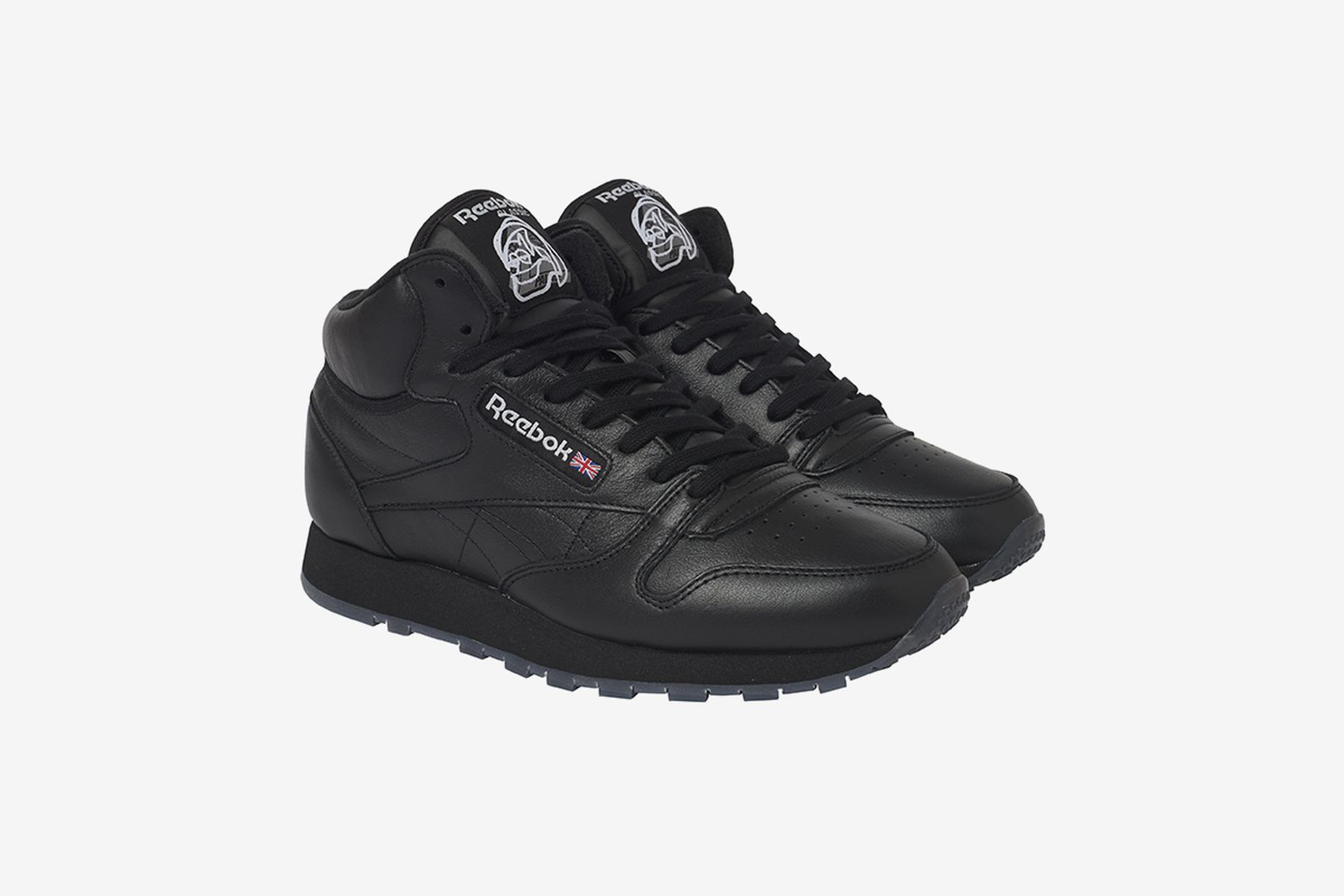 Palace x Reebok JK Workout Mid black
