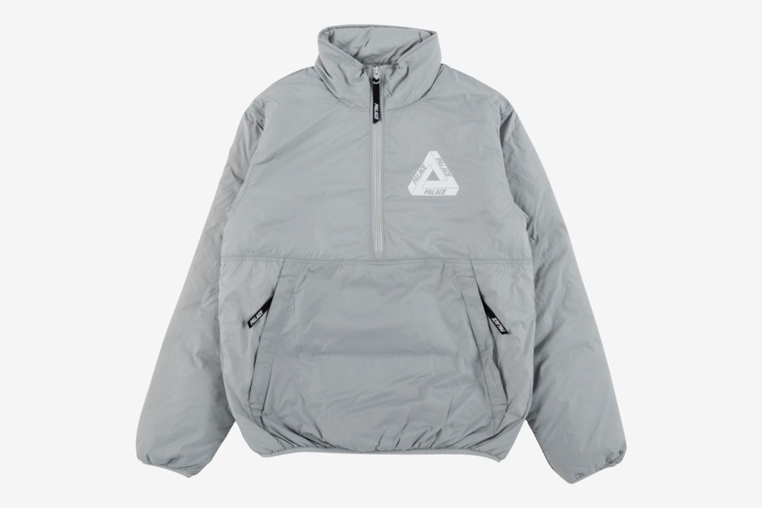 Packable 1/2 Zip Thinsulate Jacket