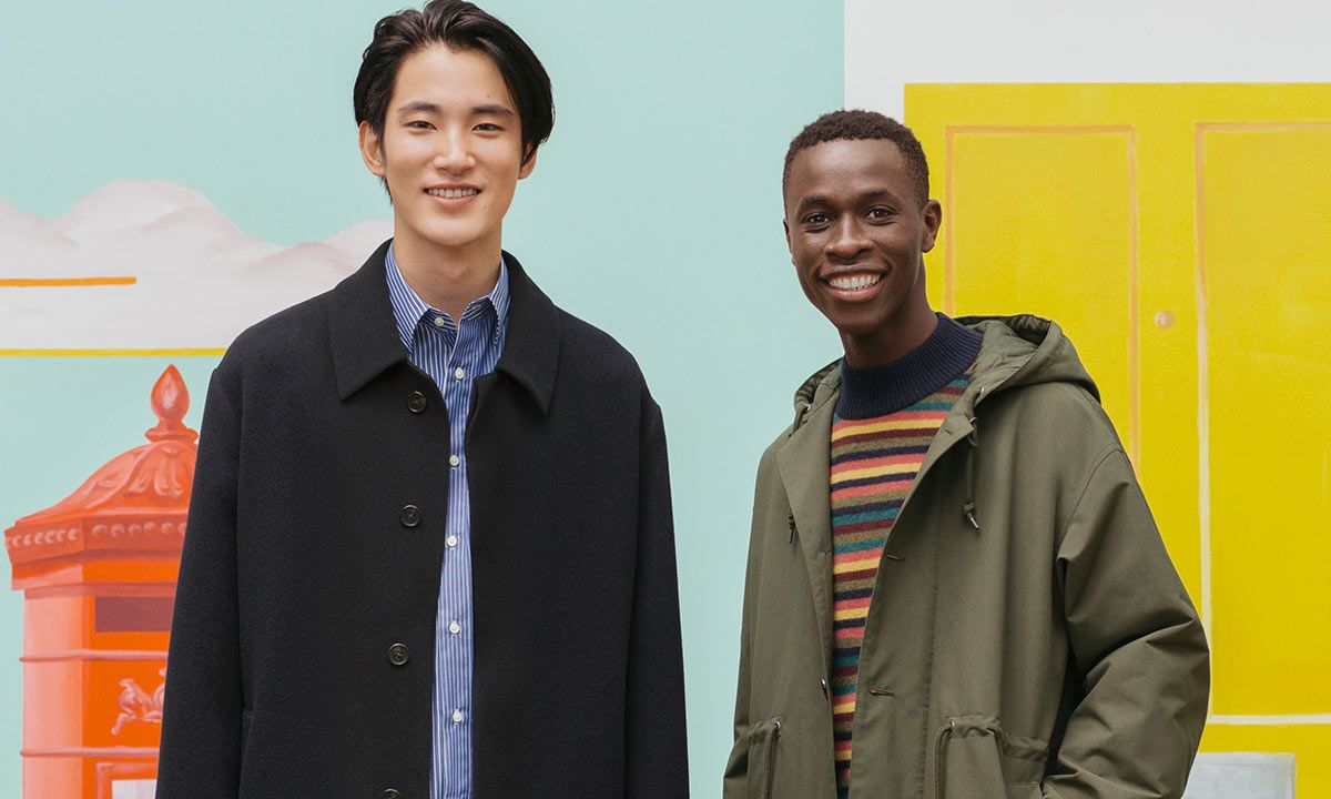 UNIQLO x JW Anderson Come Through With the Fall Essentials