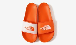 BEAMS & The North Face Just Dropped Your Go-To Summer Slides