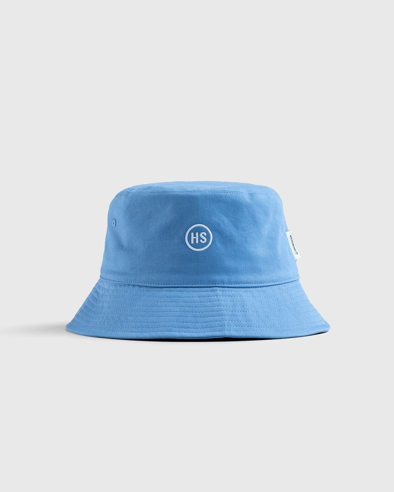 Highsnobiety – Bucket Hat Blue