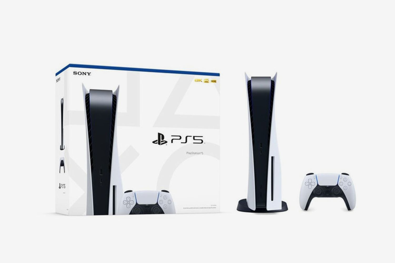 PS5 PlayStation 5 Blu-Ray Edition Console (US Plug)