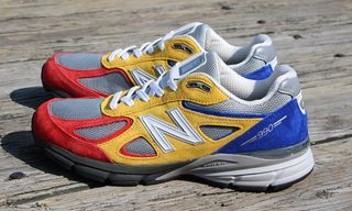 This Shoe City x EAT x New Balance 990v4 Is Limited to 1,000 Pairs Worldwide
