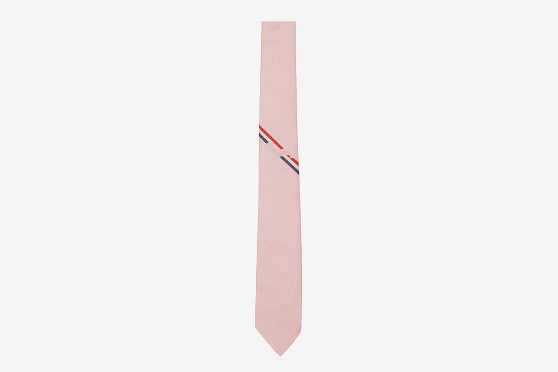 Hector Stripe Classic Tie