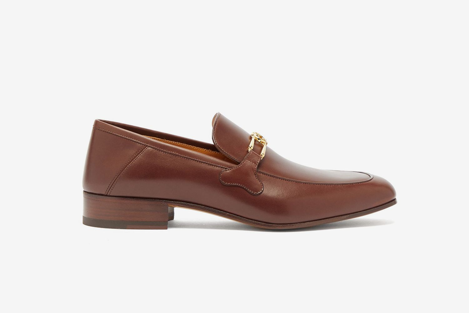 Phyllis Leather Loafers