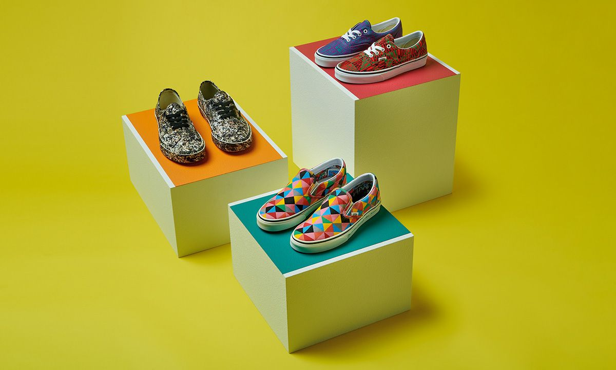 Vans x MoMA Second Collection: Official Images & Release Info