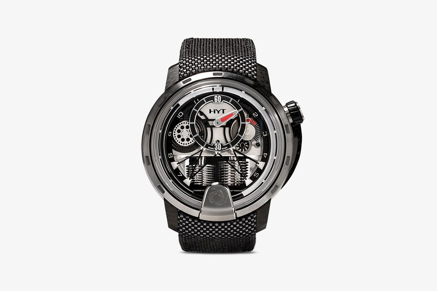 Silk Satin H1 Alinghi Watch