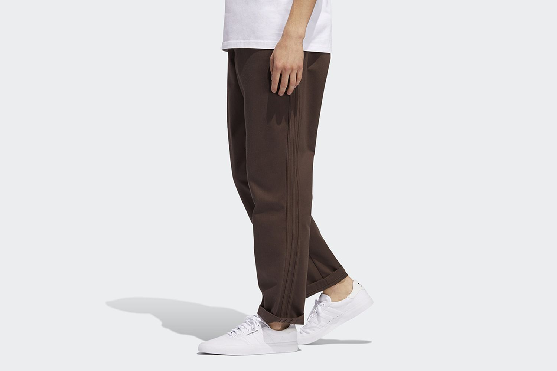 Striped Chino Pants