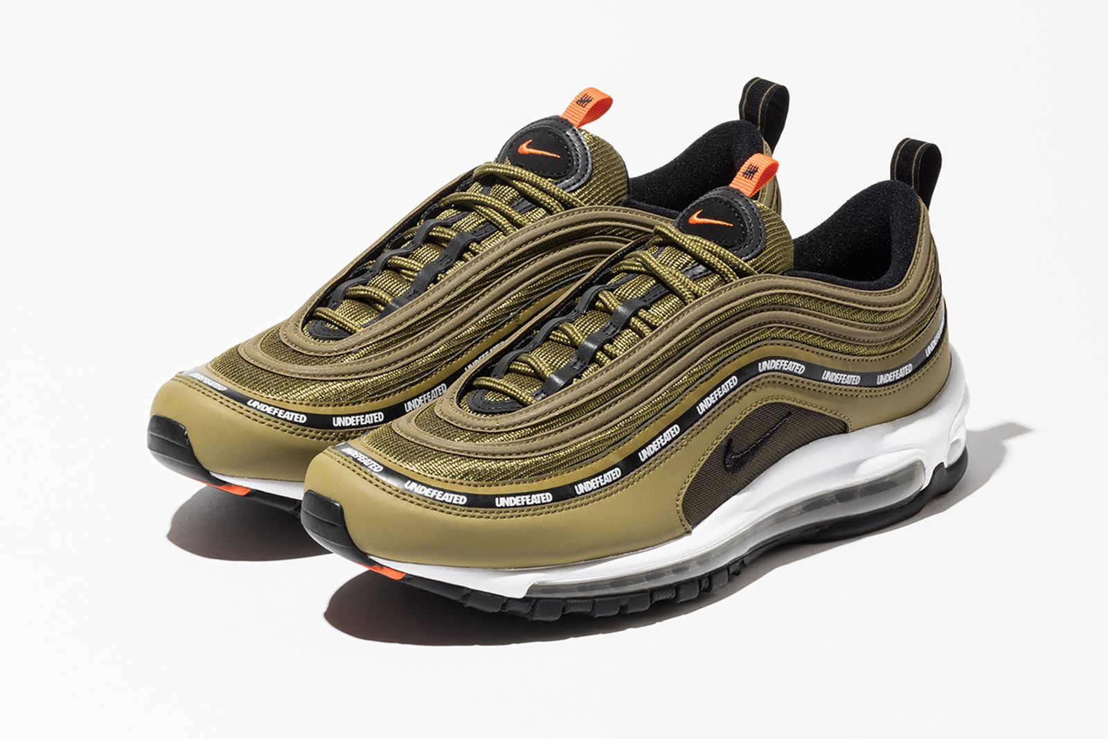 UNDEFEATED x Nike Air Max 97 2020: How & Where to Buy Today