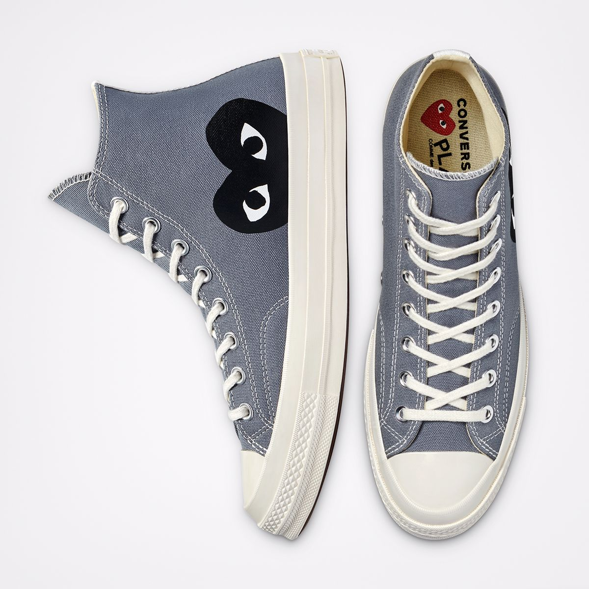 CdG PLAY Is Dropping Some New Chucks We Actually Want to Wear 47