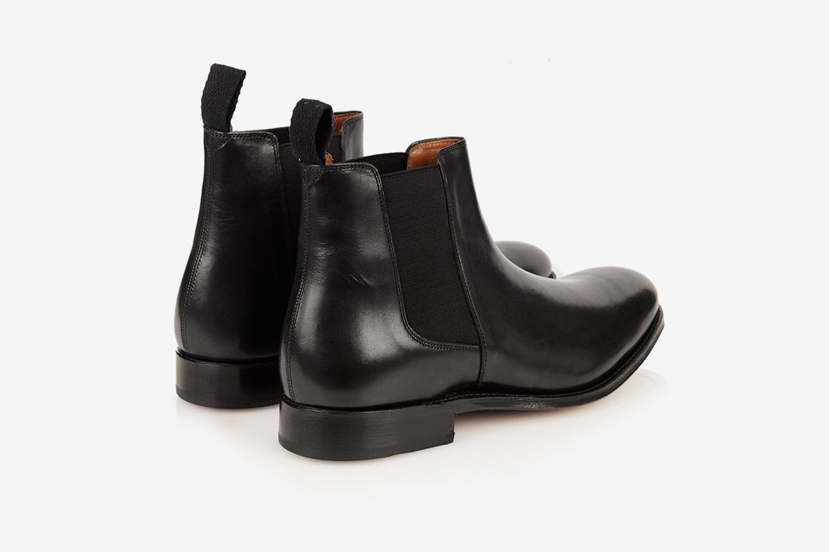 Declan Leather Chelsea Boots