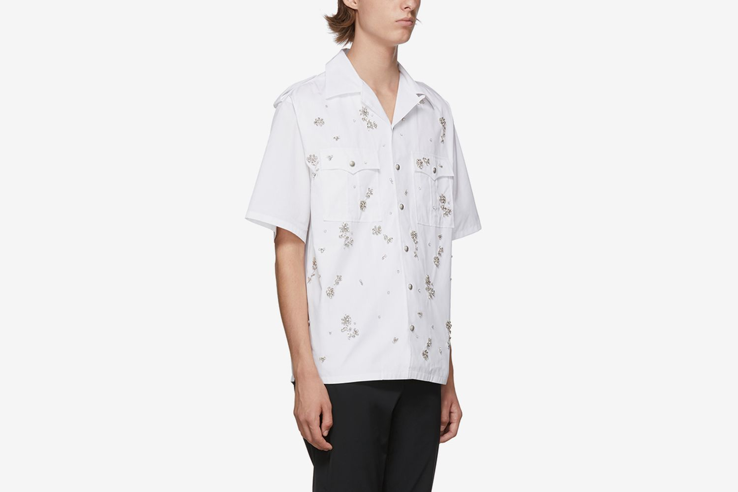 Crystal Bowling Shirt
