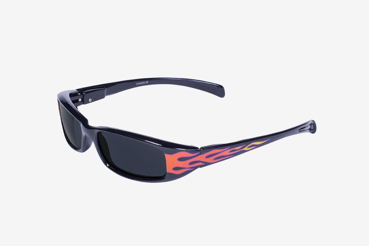 New Attitude Flame Sunglasses