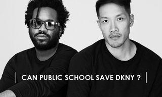 Can Public School Save DKNY?