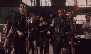 """Vic Mensa & G-Eazy Street Race in Post-Apocalyptic Video for """"Reverse"""""""