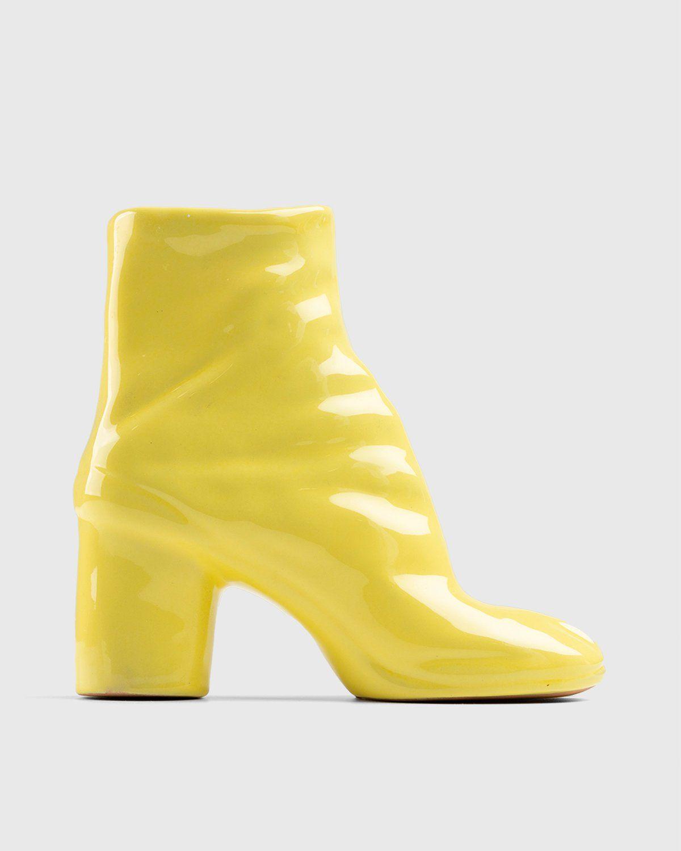 Idea Generale – Tabi Vase Vanzina Yellow - Image 1