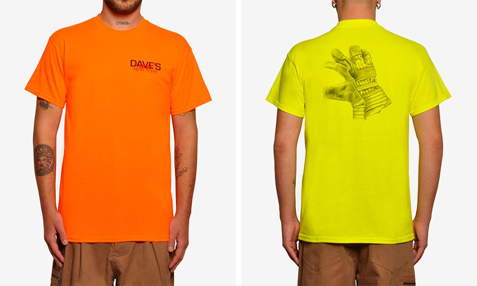 fe943954103 032c   Dave s NY Drop New Collaborative T-Shirts