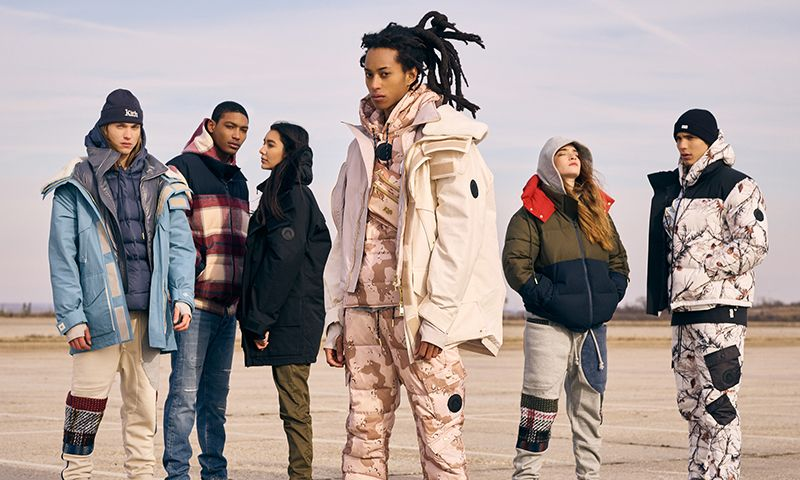 3d29f781040 KITH Debuts Expansive Winter 2018 Collection
